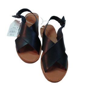 Universal Thread Black Sarina Sandals 6.5